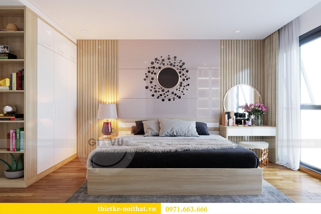 Thiết kế nội thất chung cư Mandarin Garden căn 3 ngủ nhà anh Yên 7