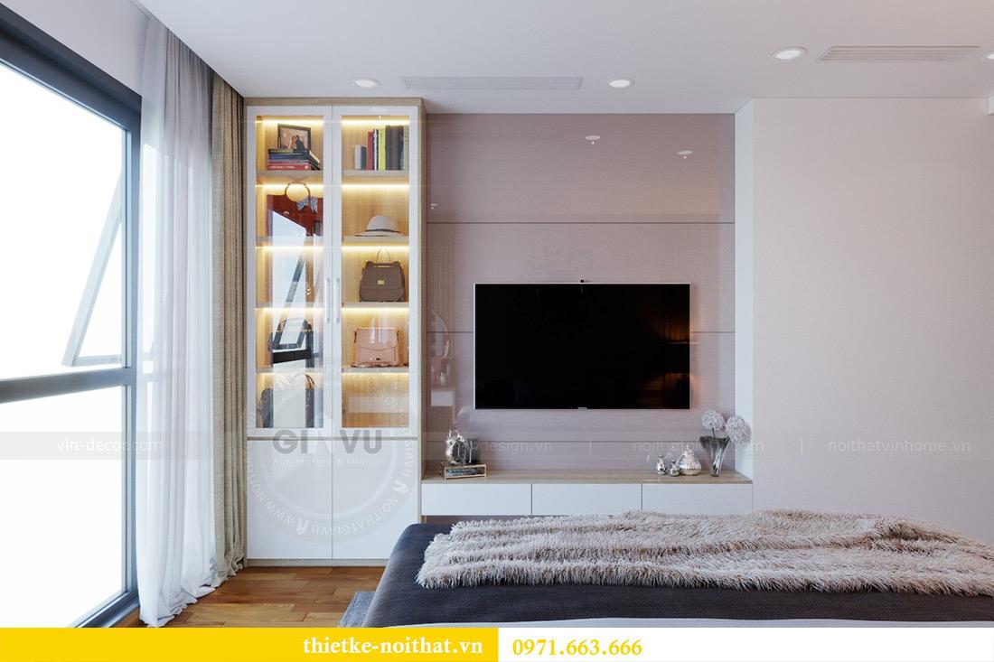 Thiết kế nội thất chung cư Mandarin Garden căn 3 ngủ nhà anh Yên 8