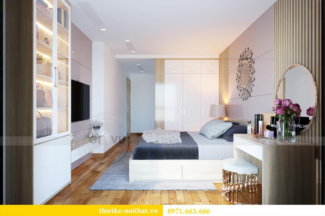 Thiết kế nội thất chung cư Mandarin Garden căn 3 ngủ nhà anh Yên 9