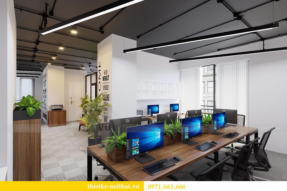 Thiết kế nội thất văn phòng chung cư Green Bay tòa G3 - Anh Dũng 2