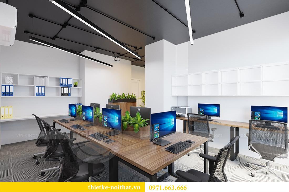 Thiết kế nội thất văn phòng chung cư Green Bay tòa G3 - Anh Dũng 3