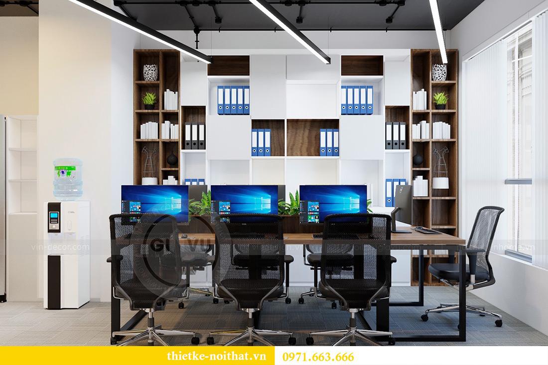 Thiết kế nội thất văn phòng chung cư Green Bay tòa G3 - Anh Dũng 4