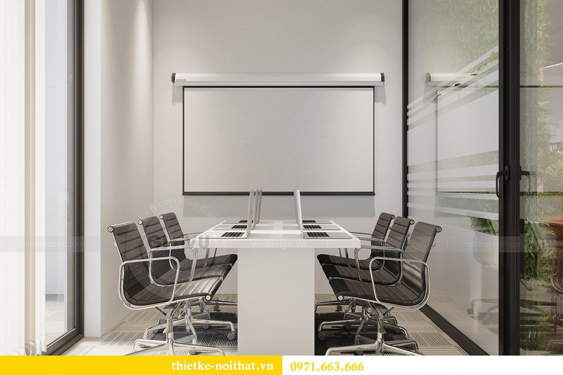 Thiết kế nội thất văn phòng chung cư Green Bay tòa G3 - Anh Dũng 5