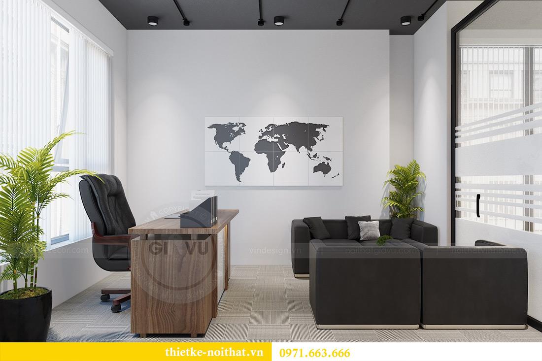 Thiết kế nội thất văn phòng chung cư Green Bay tòa G3 - Anh Dũng 7