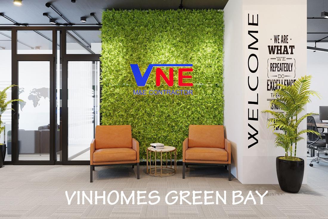 Thiết Kế Nội Thất Văn Phòng Chung Cư Green Bay Tòa G3 – Anh Dũng