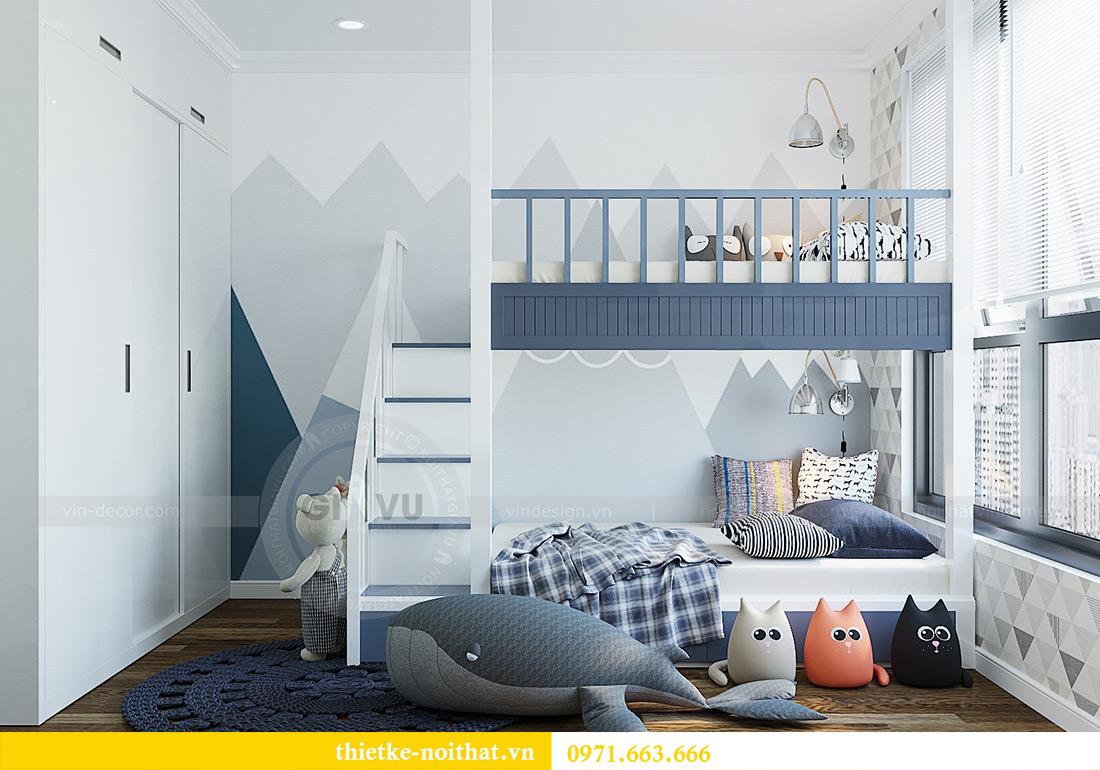 Thiết kế nội thất chung cư Gardenia tòa A2 căn 03 - anh Hưởng 11