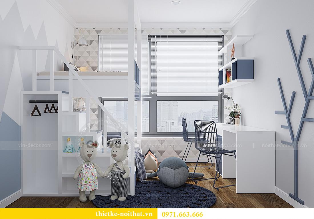 Thiết kế nội thất chung cư Gardenia tòa A2 căn 03 - anh Hưởng 12