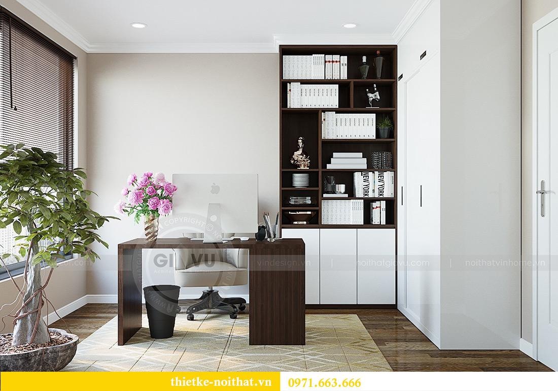 Thiết kế nội thất chung cư Gardenia tòa A2 căn 03 - anh Hưởng 13