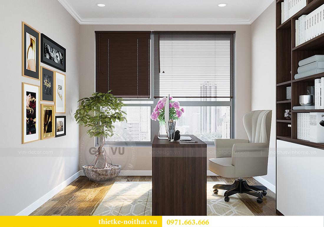 Thiết kế nội thất chung cư Gardenia tòa A2 căn 03 - anh Hưởng 15