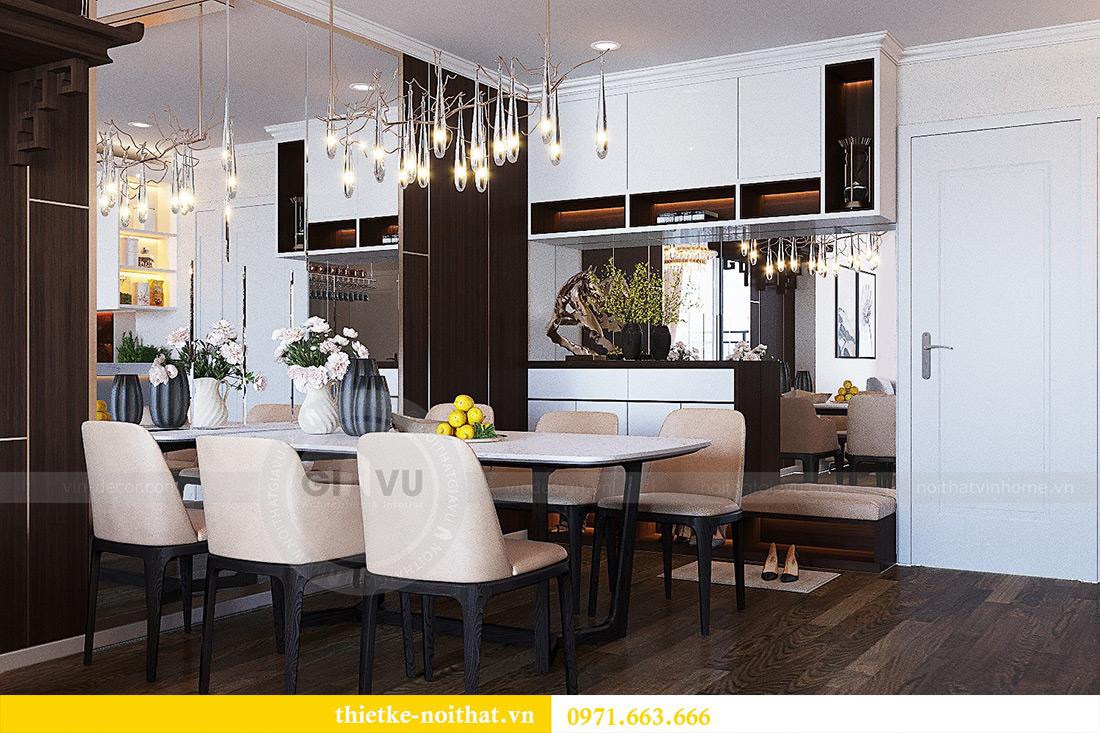 Thiết kế nội thất chung cư Gardenia tòa A2 căn 03 - anh Hưởng 2