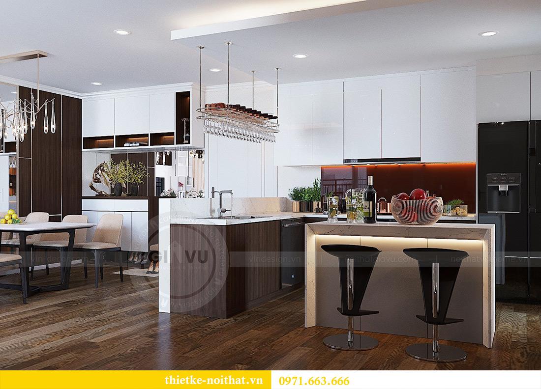 Thiết kế nội thất chung cư Gardenia tòa A2 căn 03 - anh Hưởng 4
