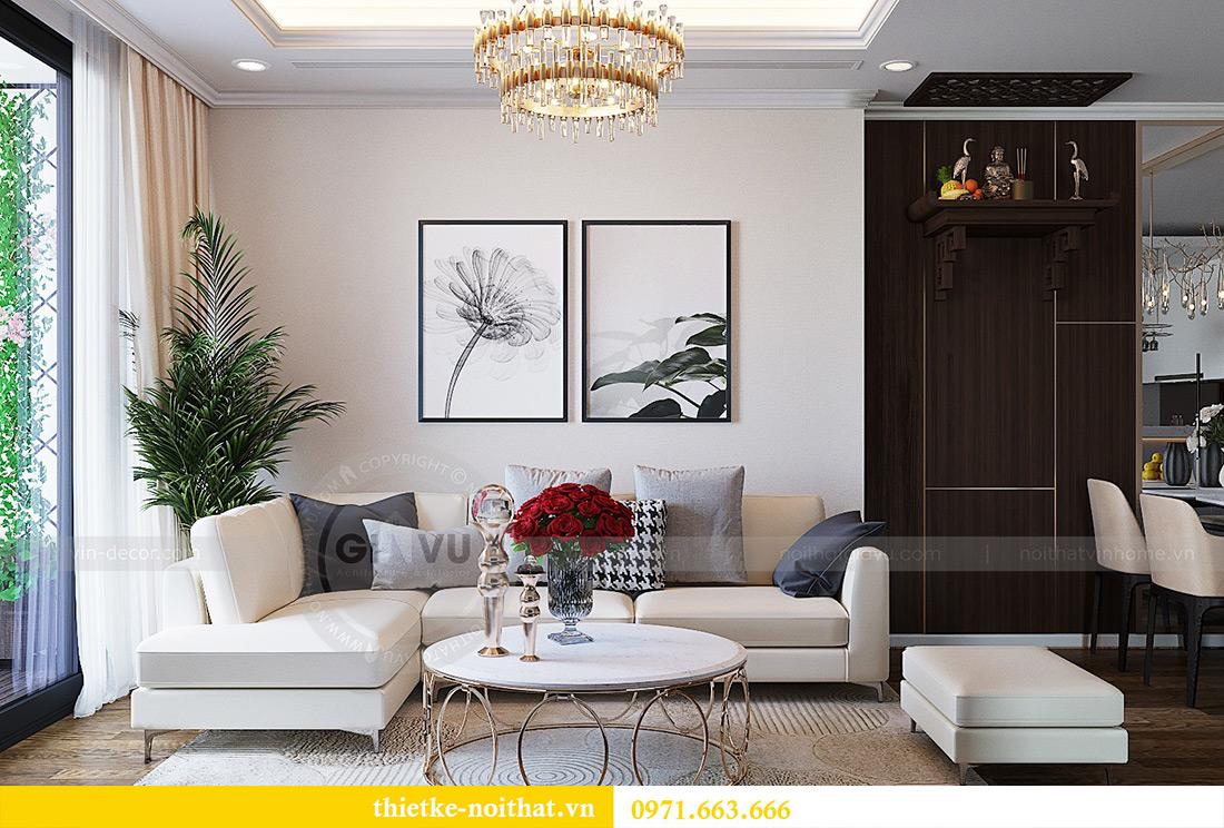 Thiết kế nội thất chung cư Gardenia tòa A2 căn 03 - anh Hưởng 6