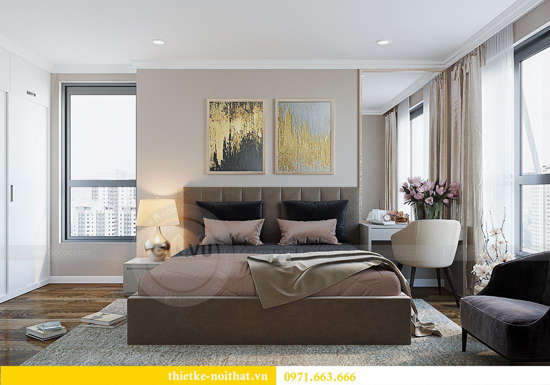 Thiết kế nội thất chung cư Gardenia tòa A2 căn 03 - anh Hưởng 8