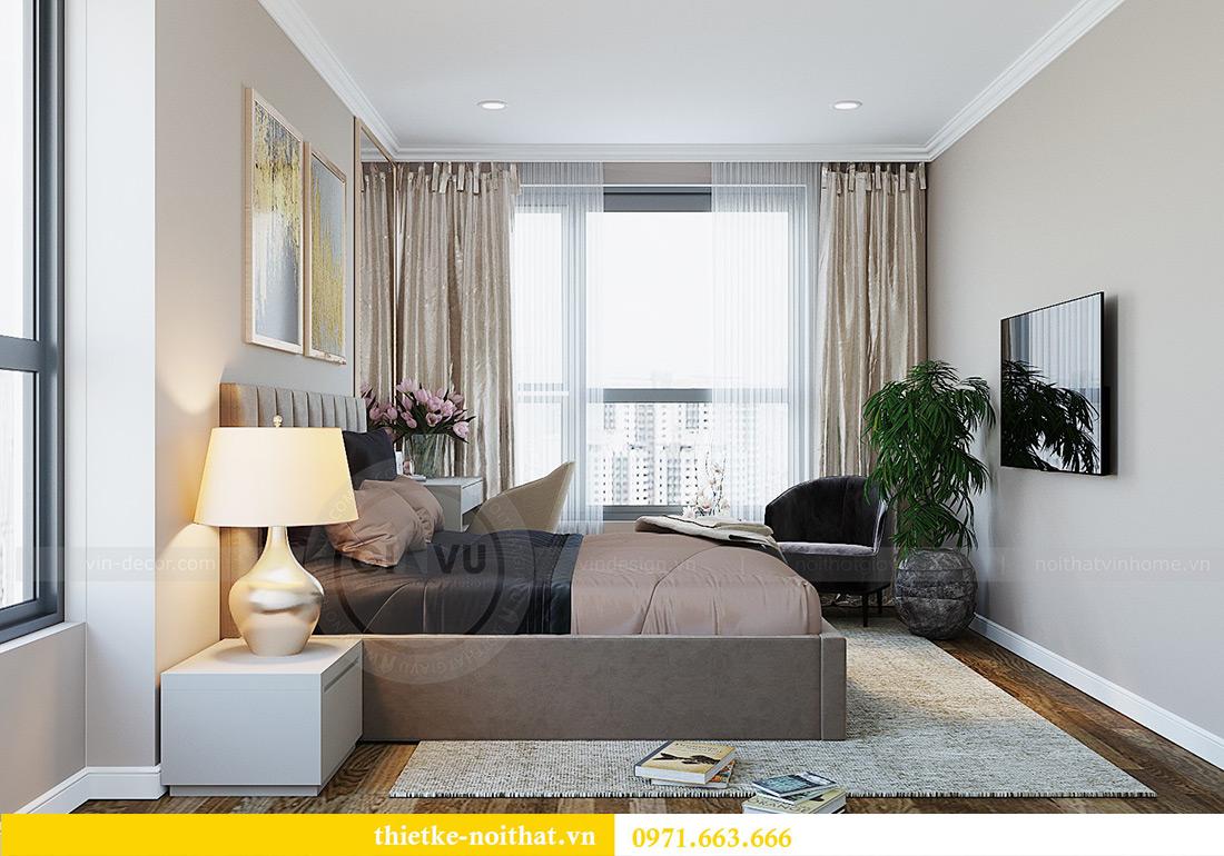 Thiết kế nội thất chung cư Gardenia tòa A2 căn 03 - anh Hưởng 9