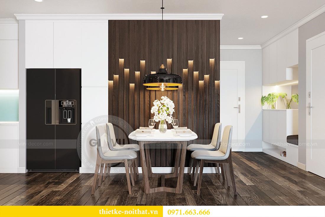 Thiết kế nội thất chung cư Park 7 căn 12B nhà anh Tân 4