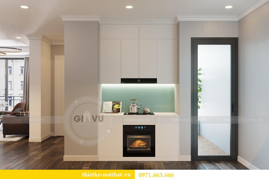 Thiết kế nội thất chung cư Park 7 căn 12B nhà anh Tân 6