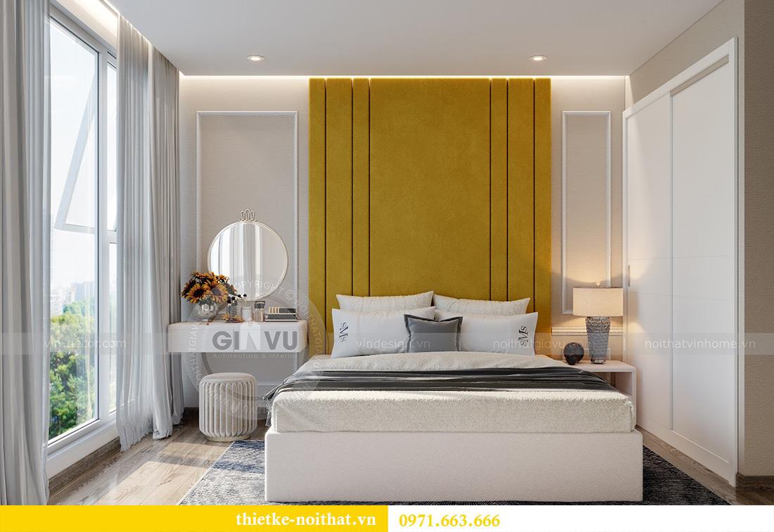 Thiết kế nội thất chung cư Vinhomes Metropolis tòa M2 căn 02 - chú Bình 12
