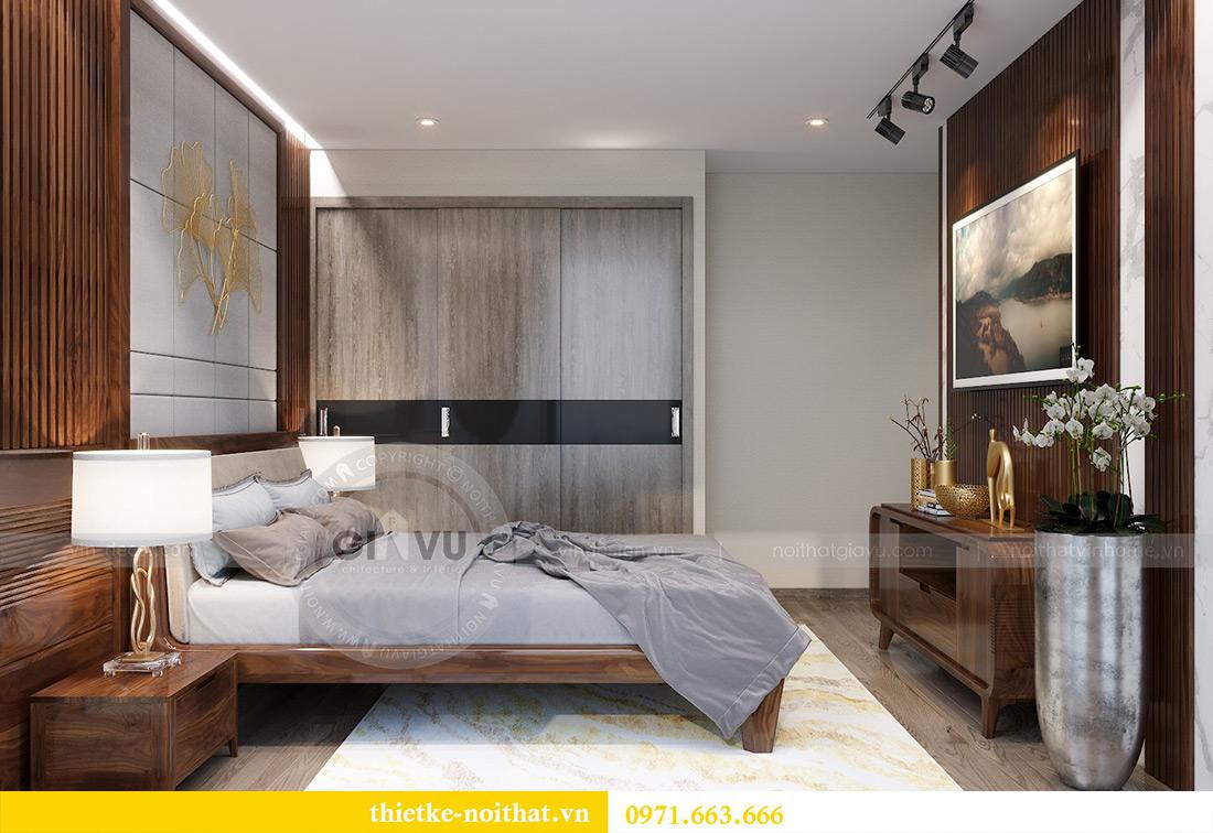 Thiết kế nội thất chung cư Vinhomes Metropolis tòa M2 căn 02 - chú Bình 8
