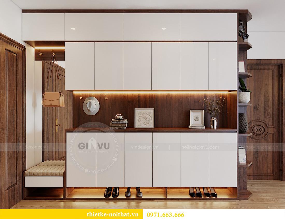 Thiết kế nội thất Metropolis tòa M3 căn 01 nhà anh Thịnh 1