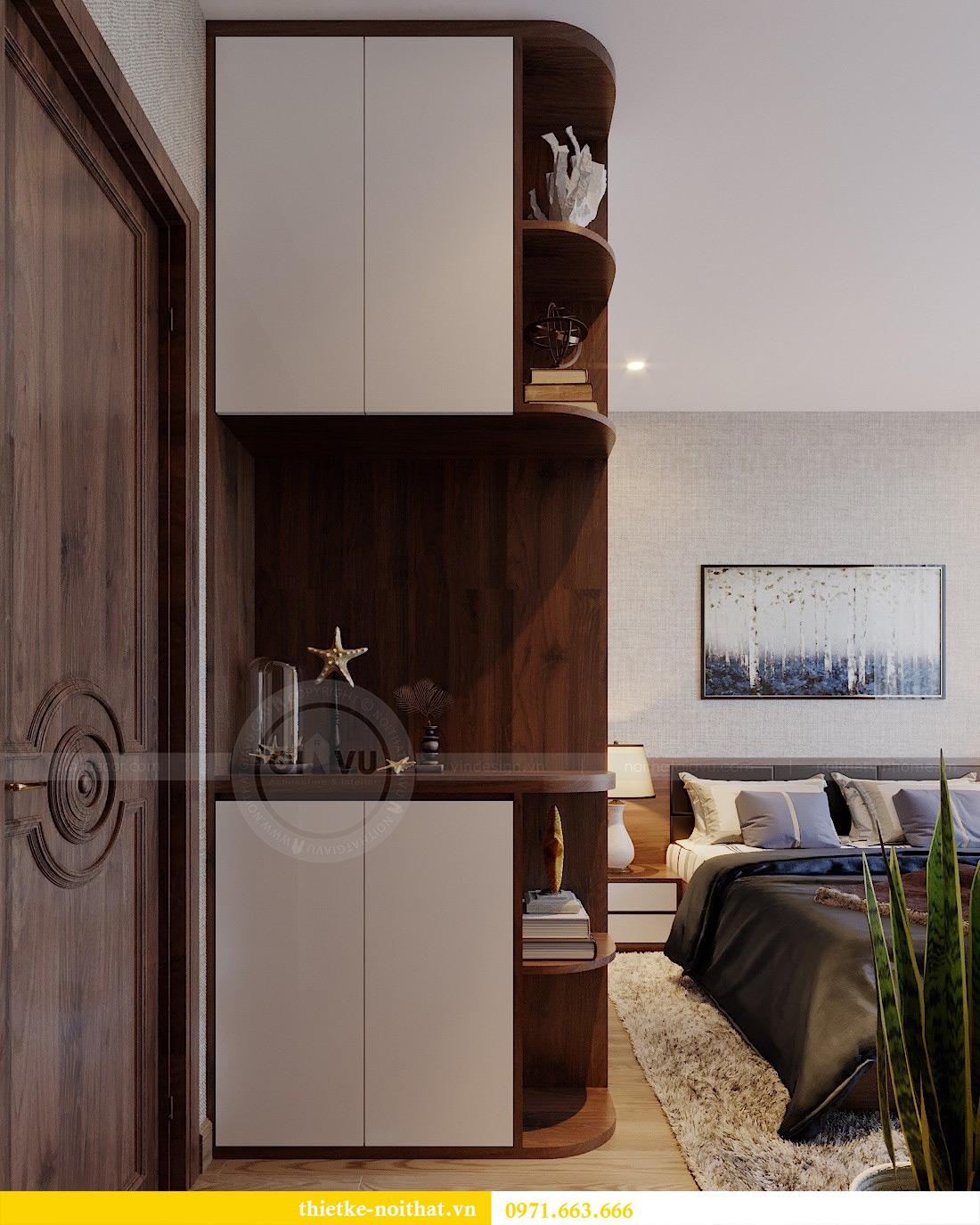 Thiết kế nội thất Metropolis tòa M3 căn 01 nhà anh Thịnh 9