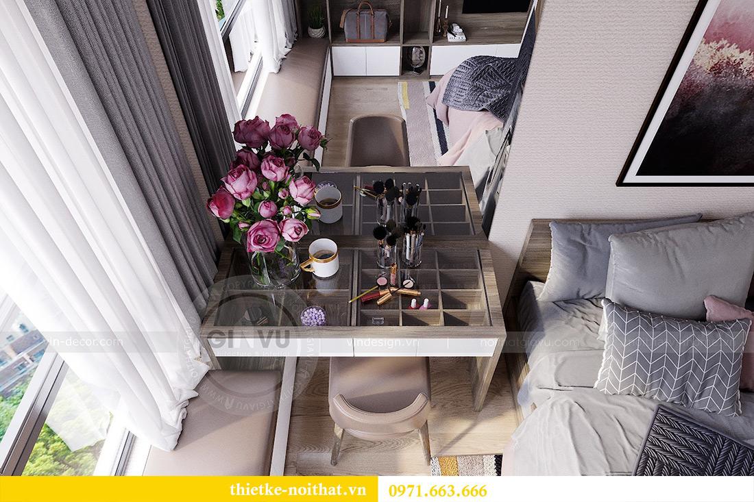 Thiết kế thi công nội thất chung cư Gardenia căn 12B tòa A2 - chị Hà 8