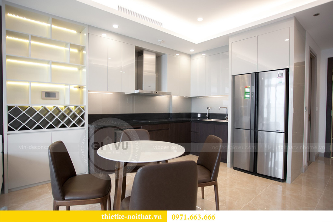Hoàn thiện nội thất chung cư 69B Thụy Khuê tòa S2B căn 05 anh Thanh 2