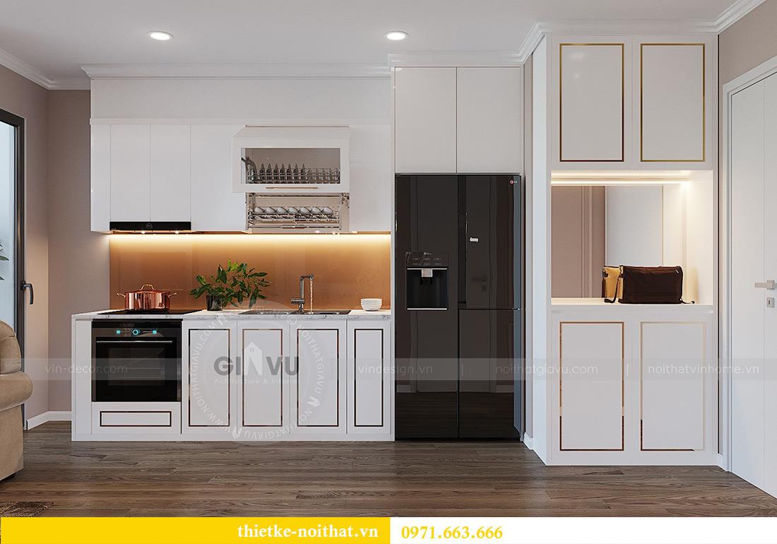 Mẫu thiết kế nội thất chung cư Green Bay tòa G1 căn 03 - chị Trang 4