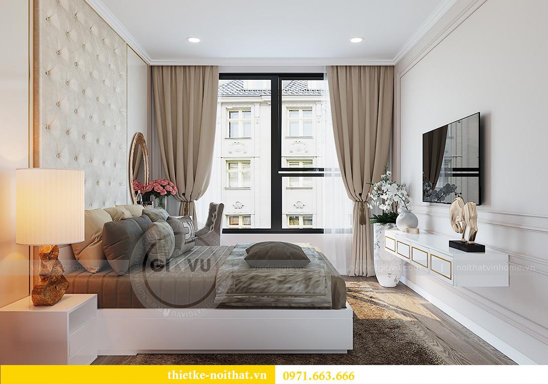 Mẫu thiết kế nội thất chung cư Green Bay tòa G1 căn 03 - chị Trang 7