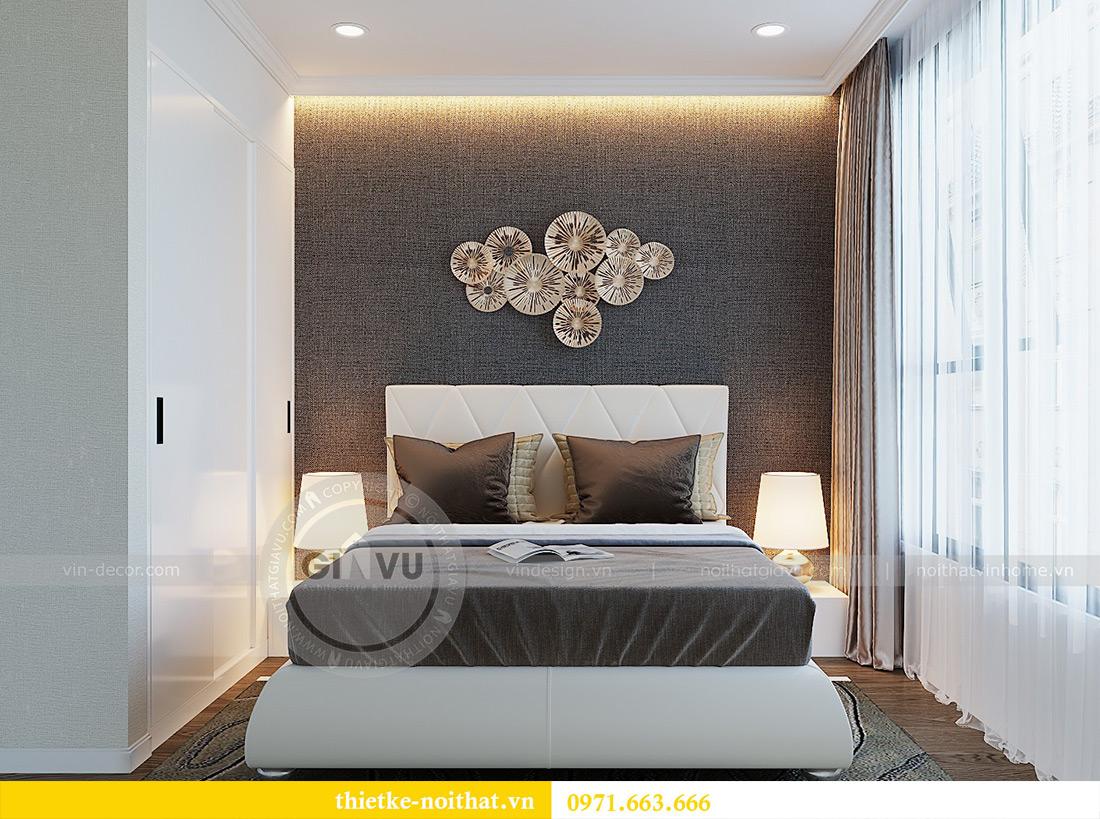 Mẫu thiết kế nội thất chung cư Green Bay tòa G1 căn 03 - chị Trang 9