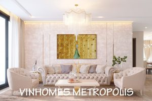 Thiet Ke Noi That Chung Cu Metropolis Toa M3 10 Nha Co Lieu