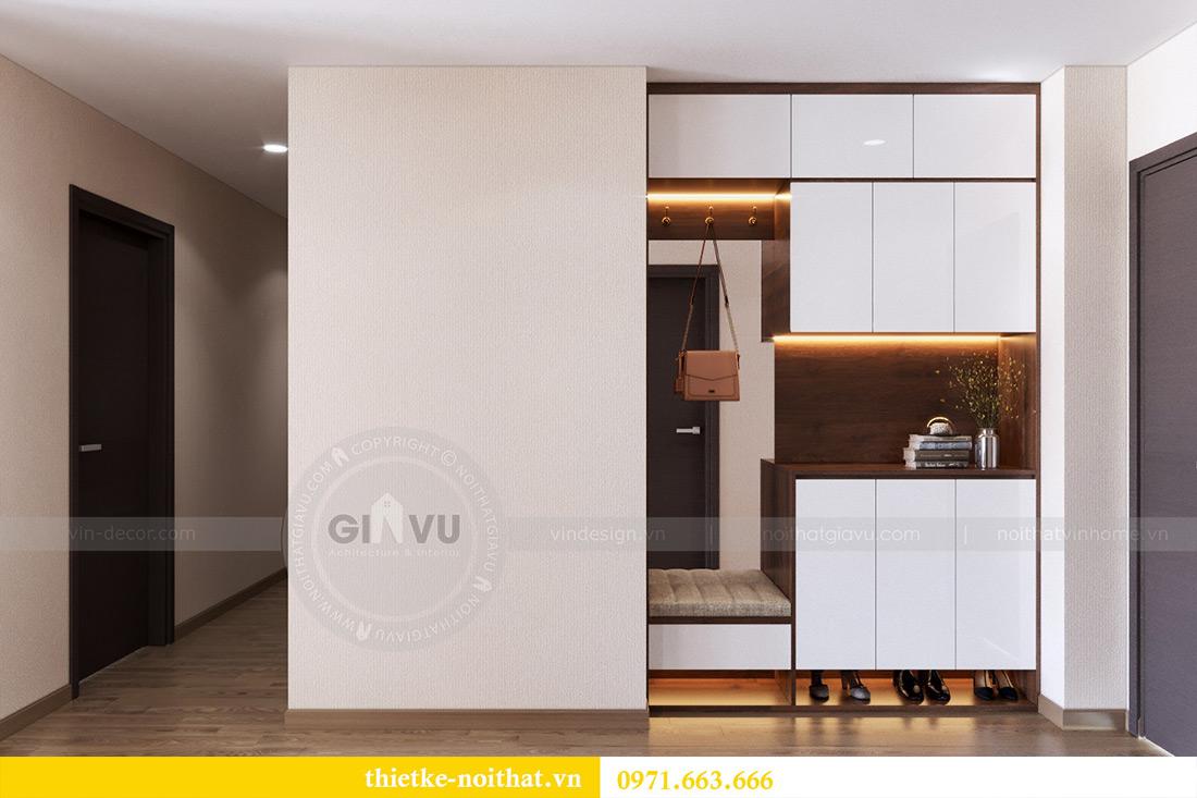 Thiết kế nội thất Vinhomes Metropolis căn 3 ngủ nhà chị Tảo 1