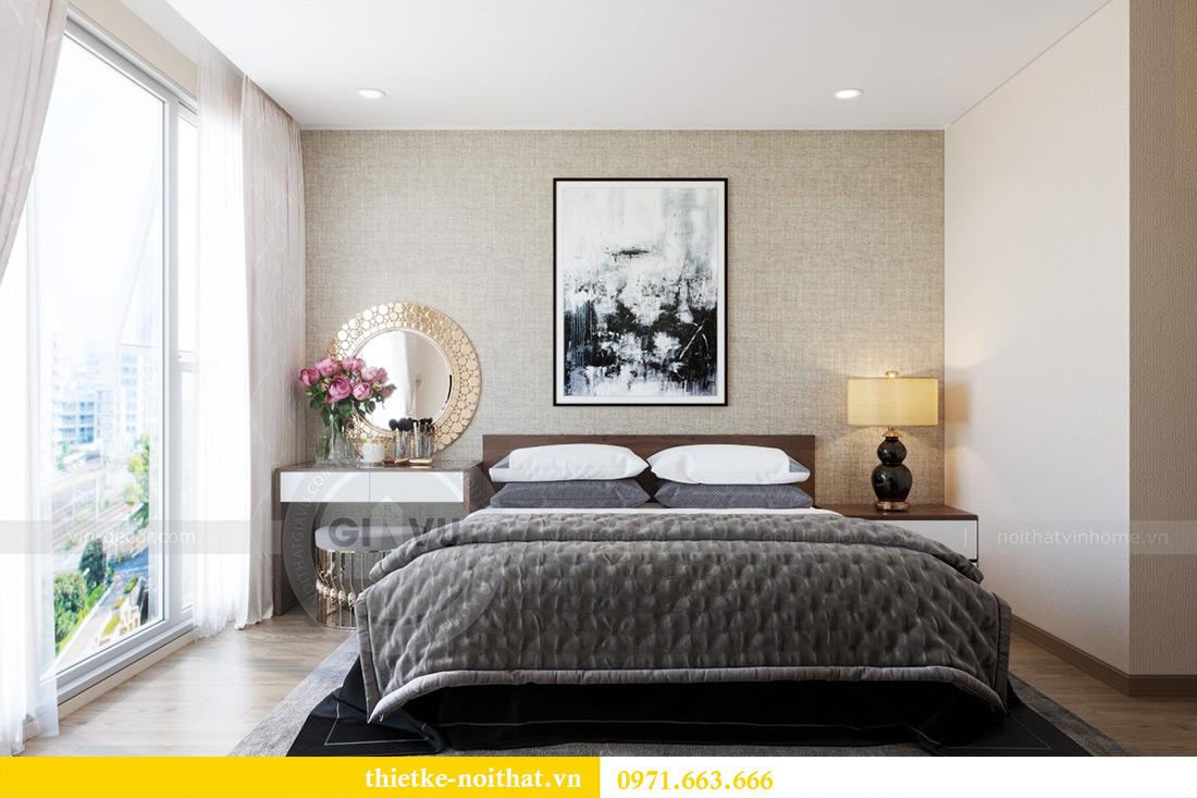 Thiết kế nội thất Vinhomes Metropolis căn 3 ngủ nhà chị Tảo 5