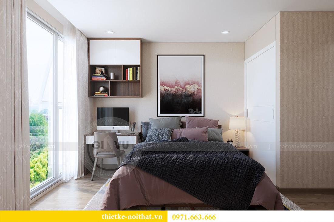 Thiết kế nội thất Vinhomes Metropolis căn 3 ngủ nhà chị Tảo 7