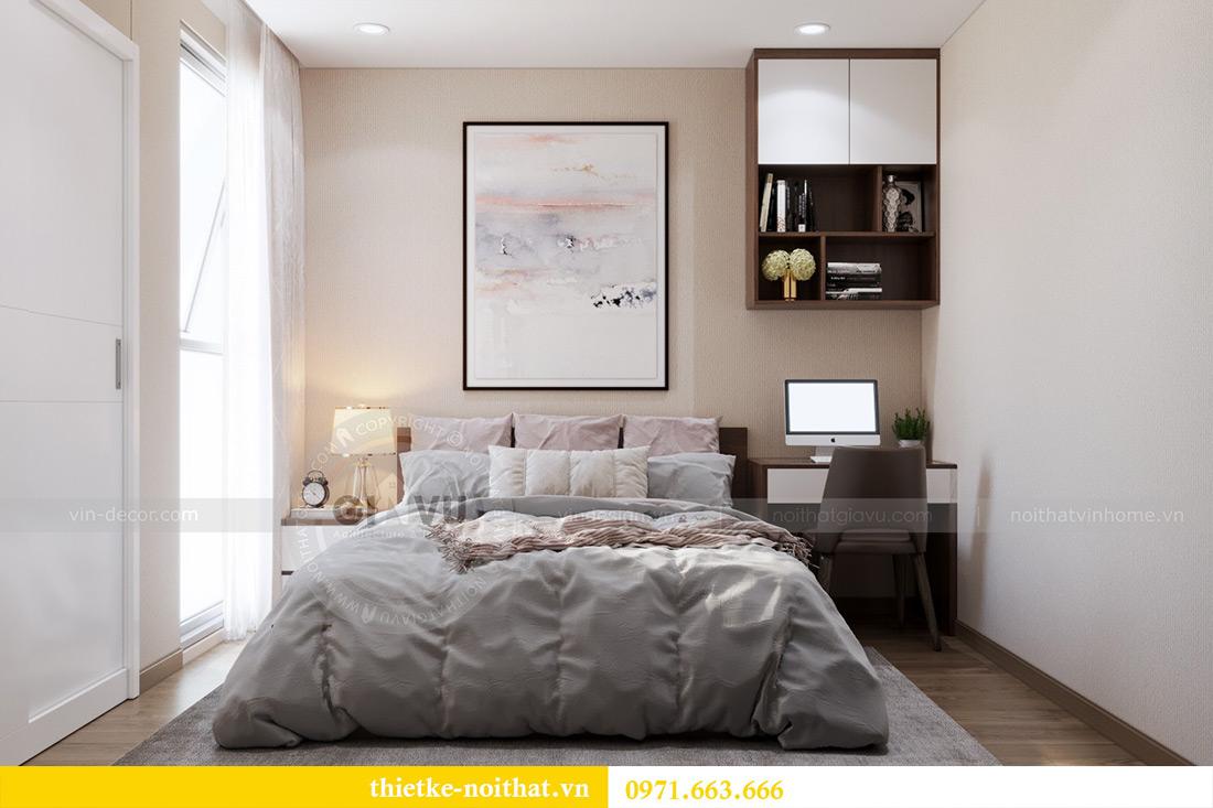 Thiết kế nội thất Vinhomes Metropolis căn 3 ngủ nhà chị Tảo 8