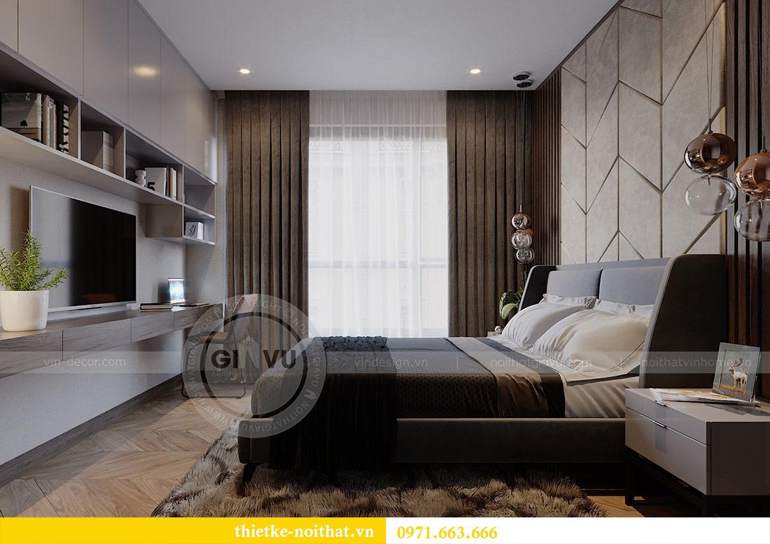 Mẫu thiết kế nội thất chung cư Vinhomes Green Bay Mễ Trì 10