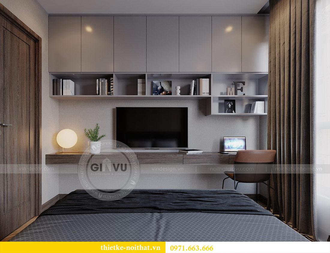 Mẫu thiết kế nội thất chung cư Vinhomes Green Bay Mễ Trì 11