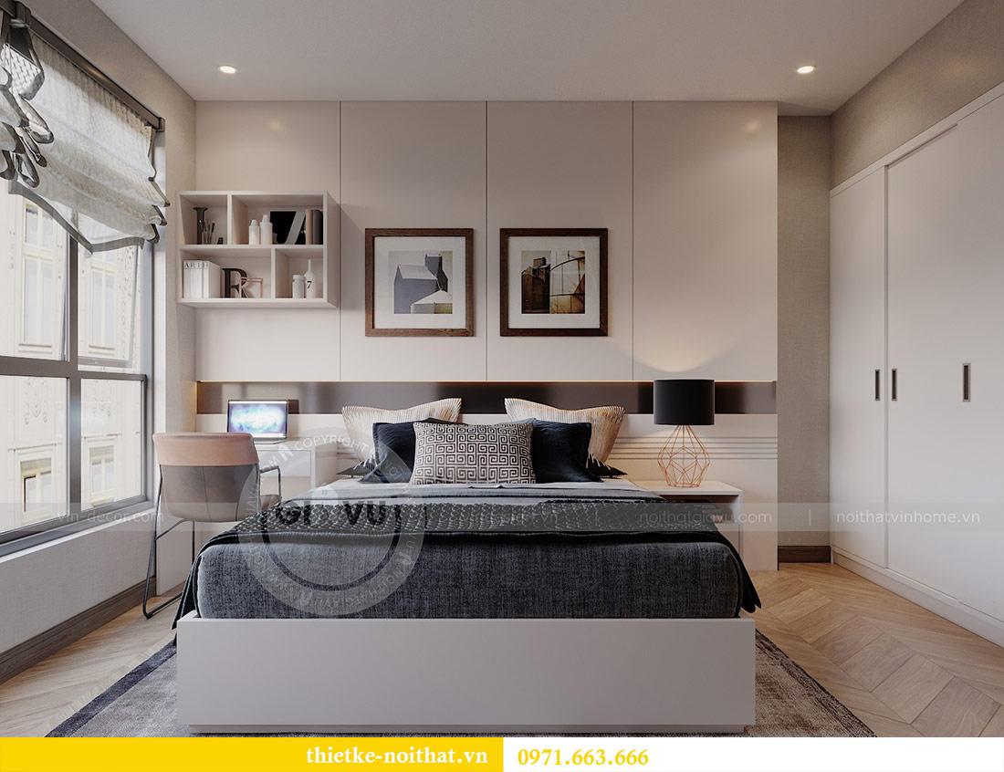 Mẫu thiết kế nội thất chung cư Vinhomes Green Bay Mễ Trì 12