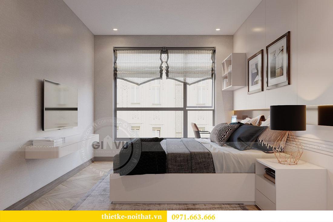 Mẫu thiết kế nội thất chung cư Vinhomes Green Bay Mễ Trì 13