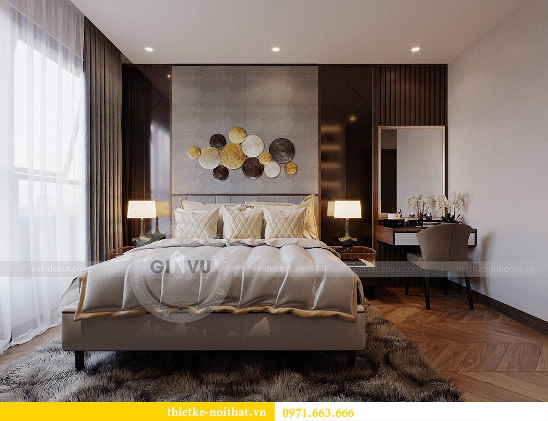 Mẫu thiết kế nội thất chung cư Vinhomes Green Bay Mễ Trì 6