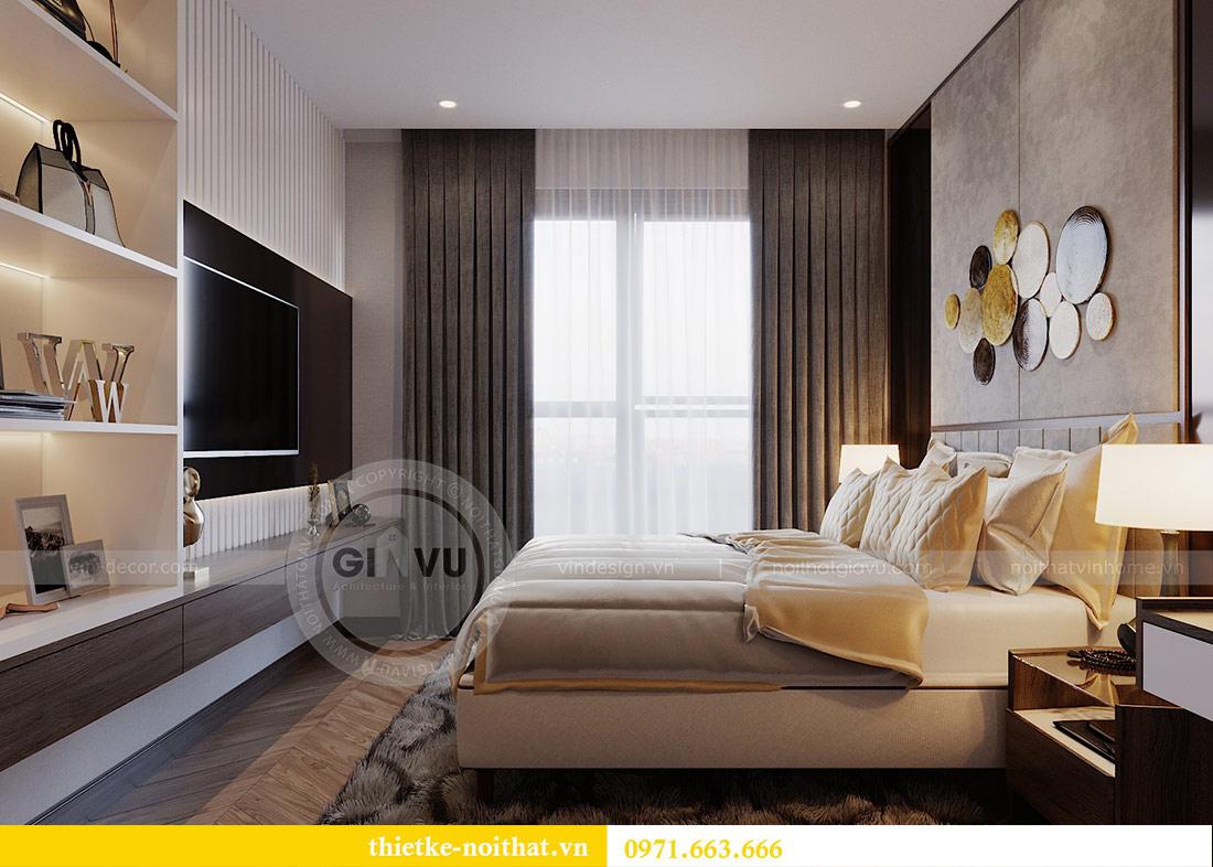Mẫu thiết kế nội thất chung cư Vinhomes Green Bay Mễ Trì 8