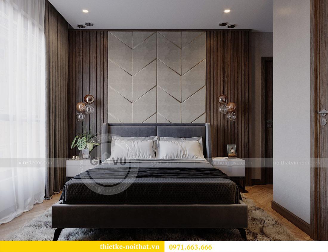 Mẫu thiết kế nội thất chung cư Vinhomes Green Bay Mễ Trì 9