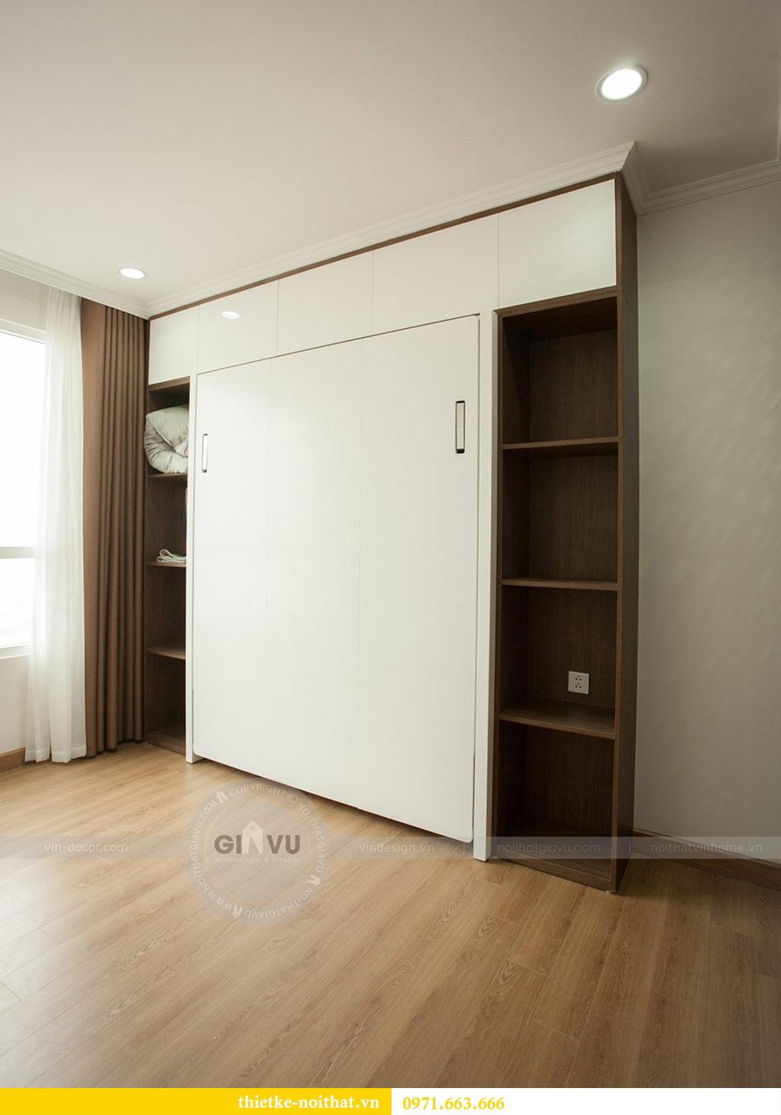 Thi công nội thất chung cư Seasons Avenue tòa S3 căn 01 - anh Bách 11