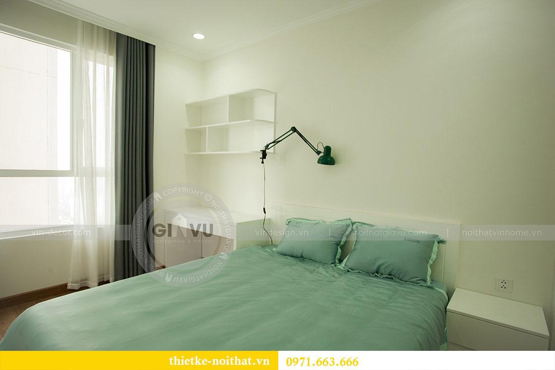 Thi công nội thất chung cư Seasons Avenue tòa S3 căn 01 - anh Bách 15