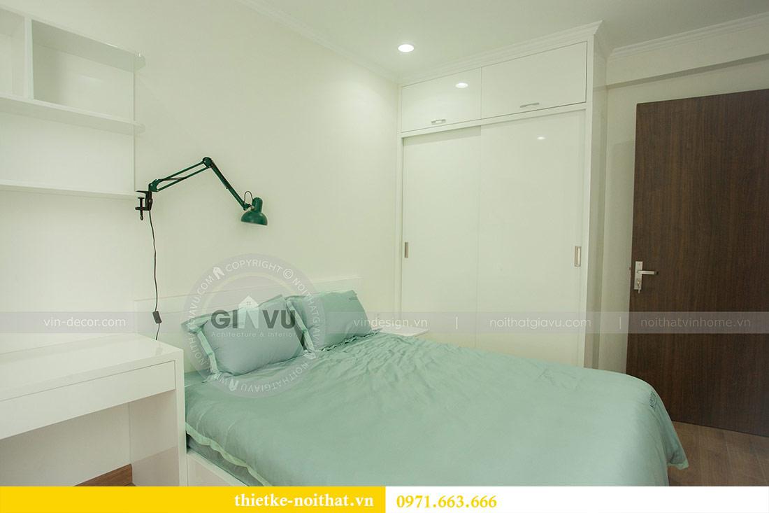 Thi công nội thất chung cư Seasons Avenue tòa S3 căn 01 - anh Bách 16