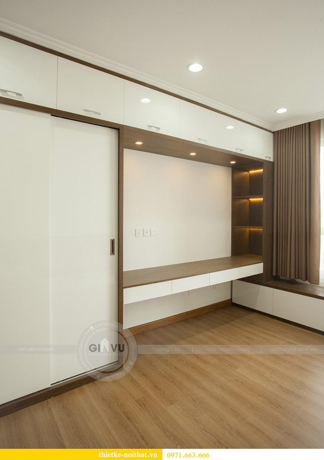 Thi công nội thất chung cư Seasons Avenue tòa S3 căn 01 - anh Bách 17