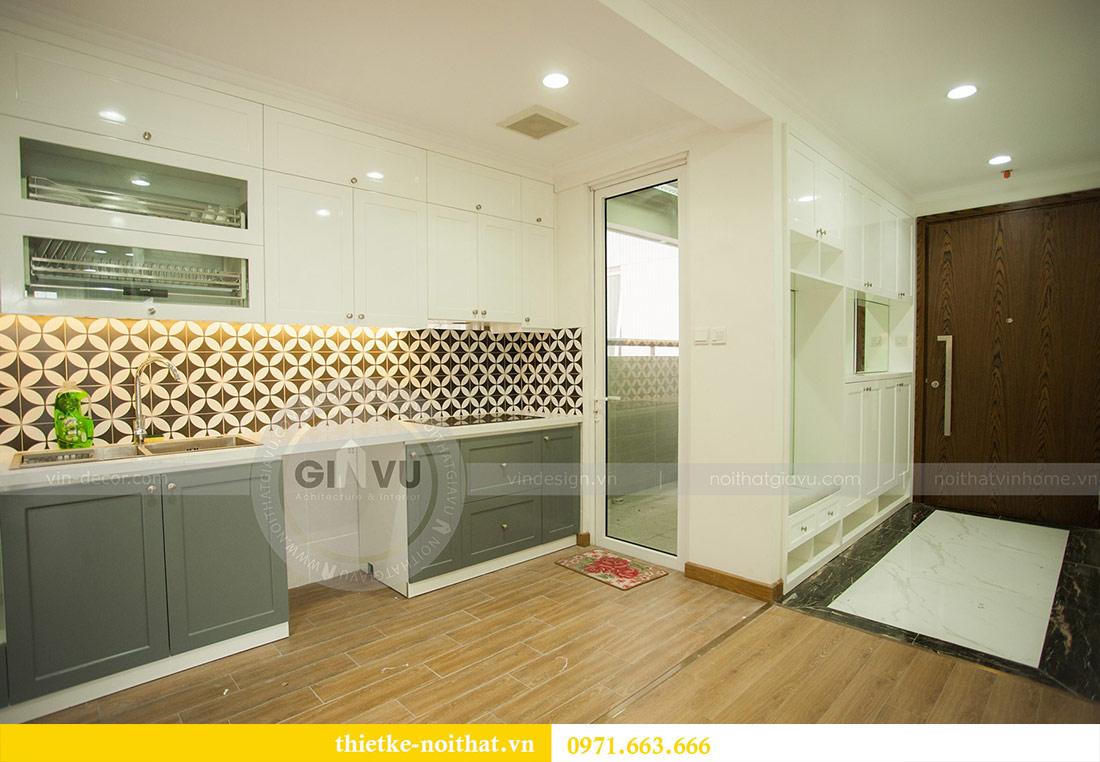 Thi công nội thất chung cư Seasons Avenue tòa S3 căn 01 - anh Bách 2