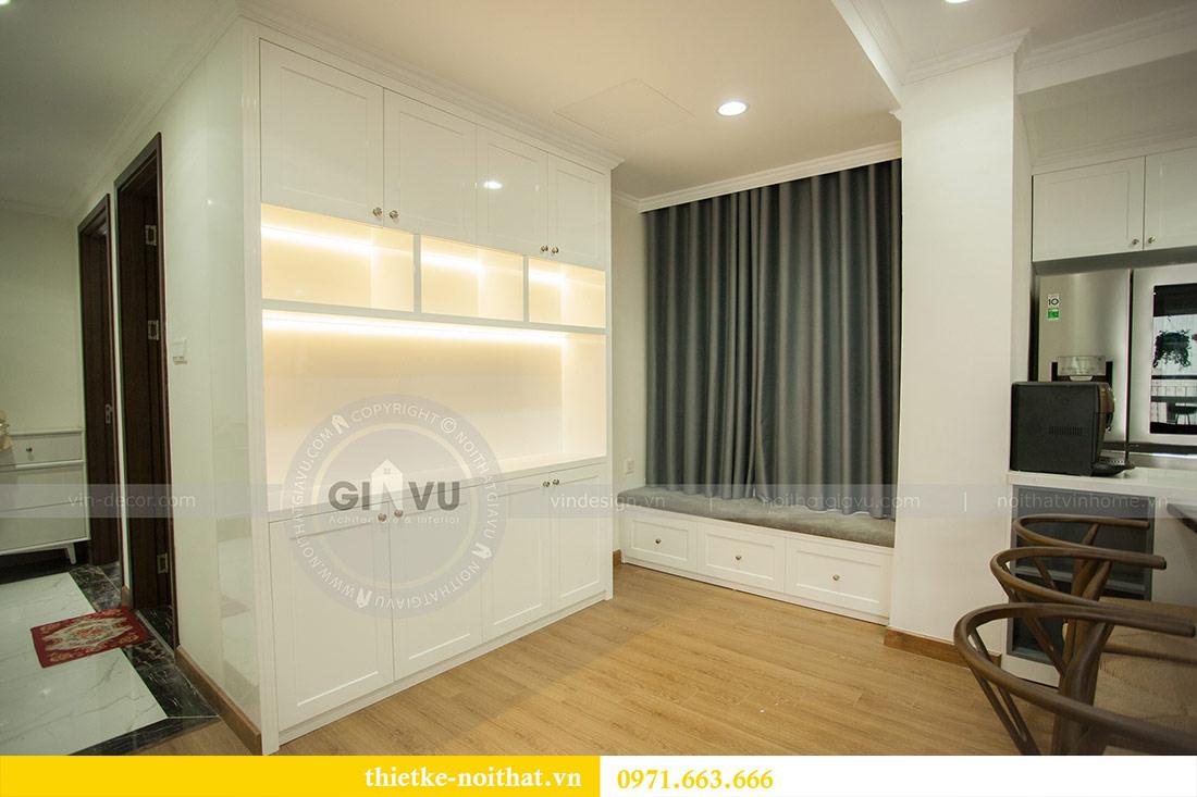 Thi công nội thất chung cư Seasons Avenue tòa S3 căn 01 - anh Bách 5