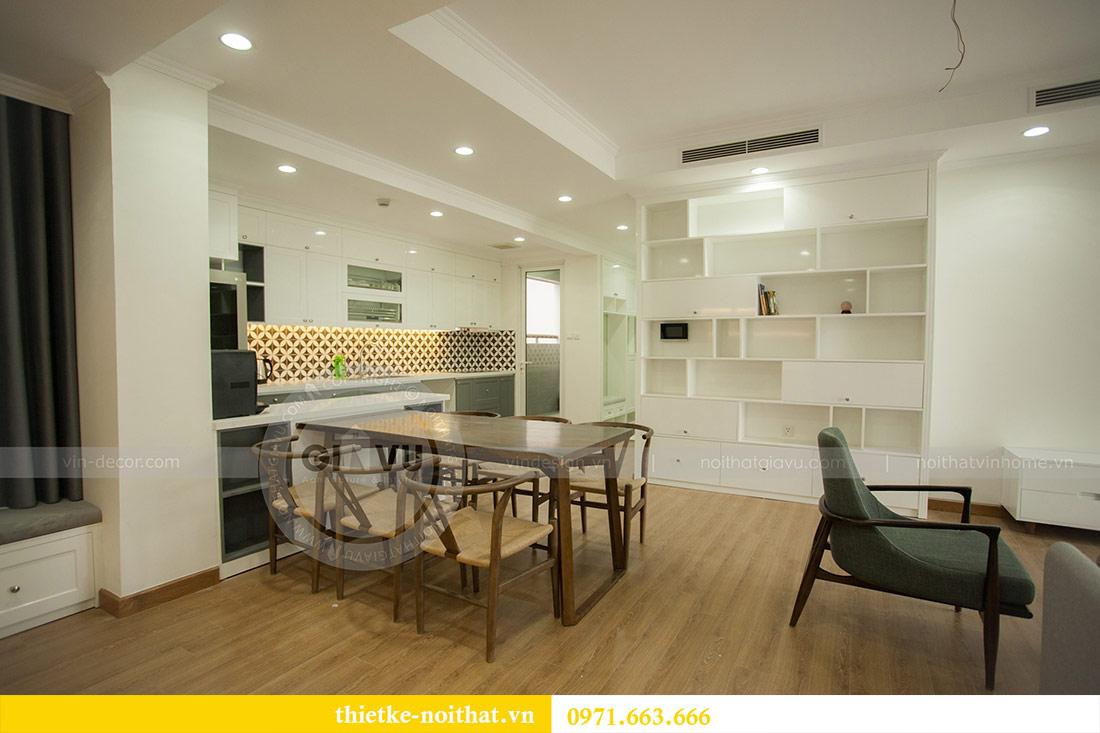Thi công nội thất chung cư Seasons Avenue tòa S3 căn 01 - anh Bách 6