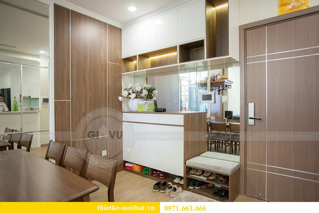 Thi công nội thất chung cư Vinhomes Gardenia tòa A2 căn 03 - anh Hưởng 1