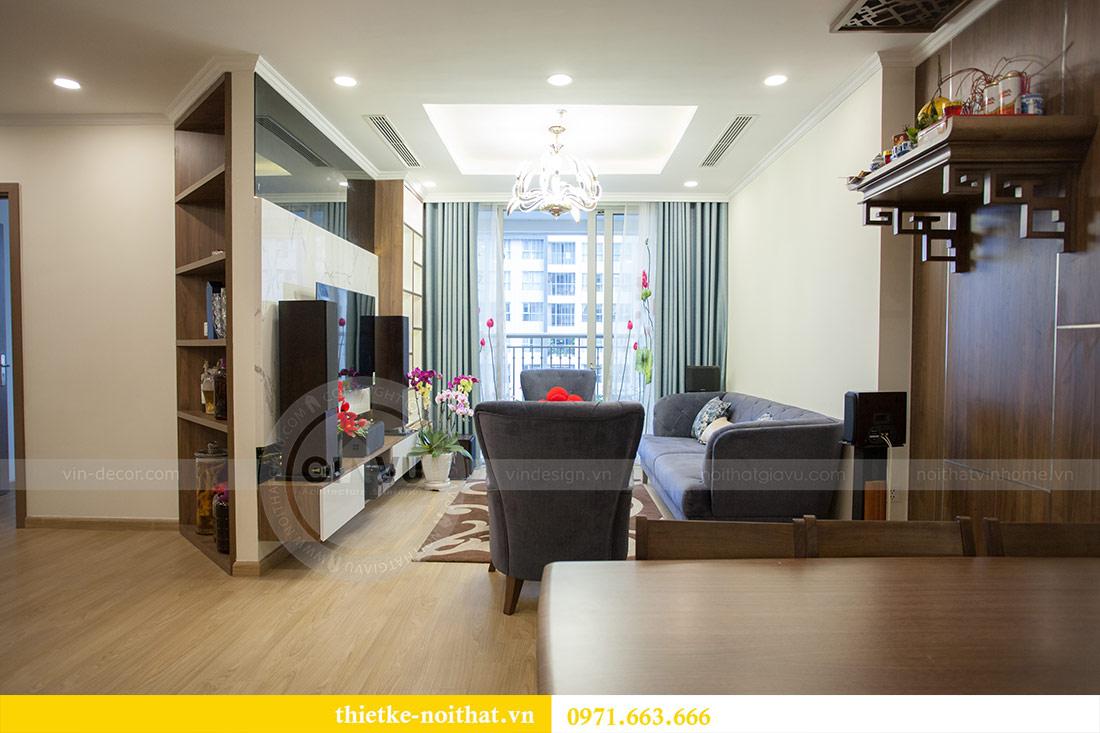 Thi công nội thất chung cư Vinhomes Gardenia tòa A2 căn 03 - anh Hưởng 6